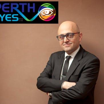 Dr Kayvan Arashvand Photo