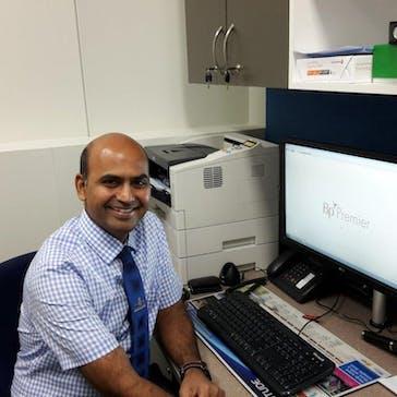 Dr Gaurang Prajapati Photo