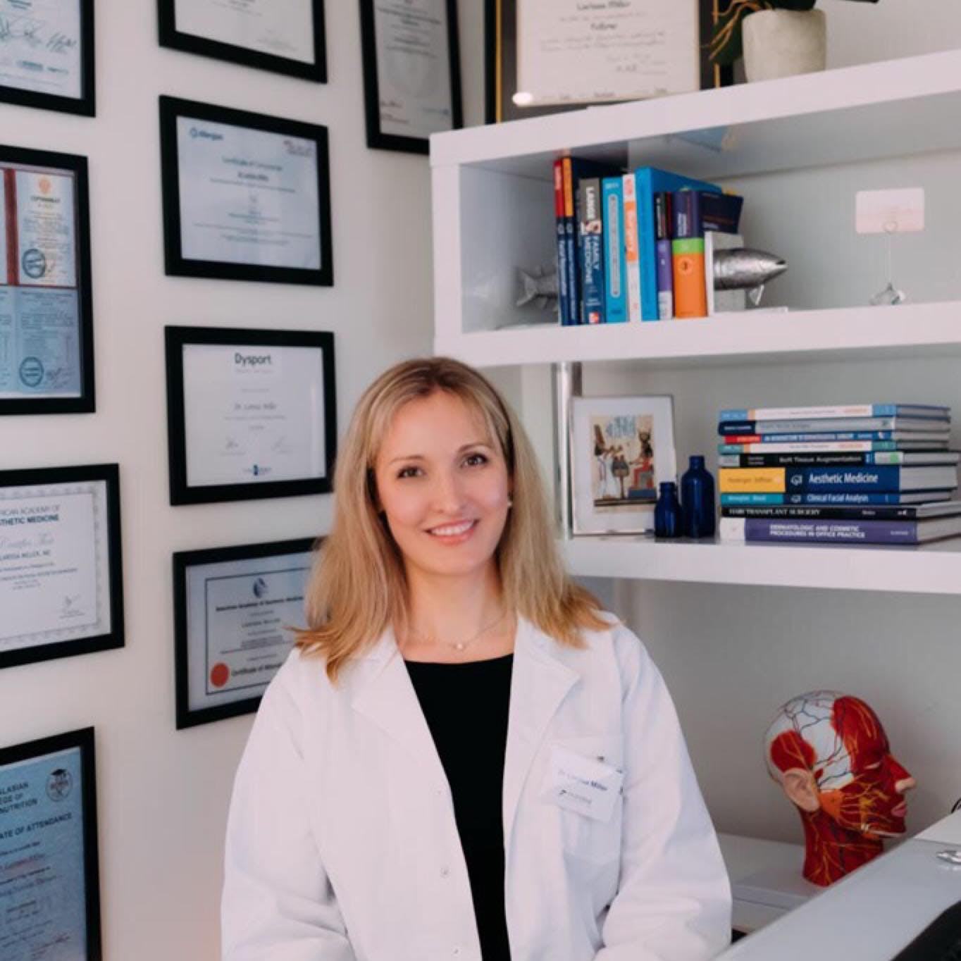 Dr Larissa MIller - Bentleigh Cosmetic Physician - HealthEngine