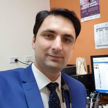 Dr Syed Zia Hussain Photo