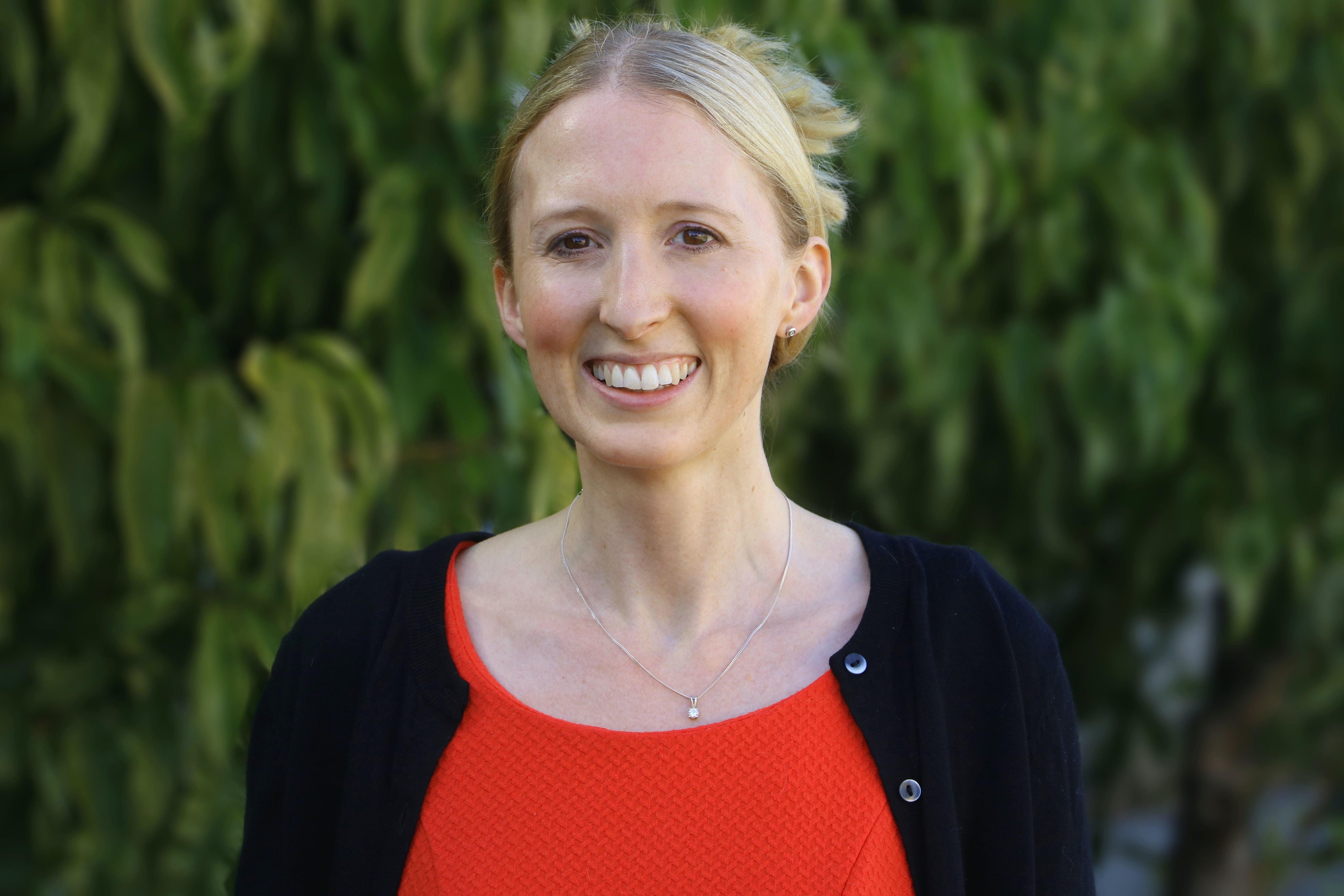 Photo of Dr Emma Law