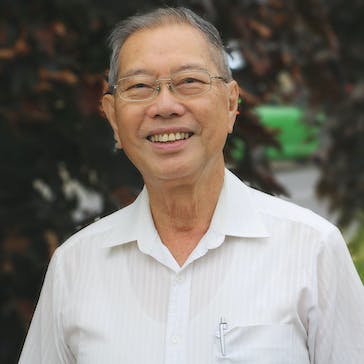 Dr Hoong-Hee Cheah Photo