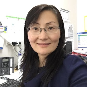 Dr Sherry Xue Photo