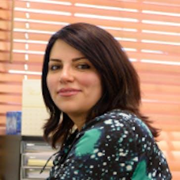 Dr Yeganeh Shafiei Photo