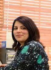 Photo of Dr Yeganeh Shafiei