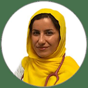 Dr Robab Ebadi Photo
