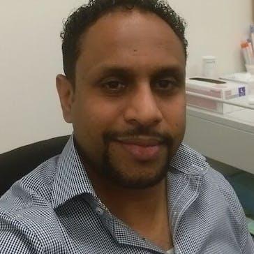 Dr Khalid Dharmarathne Photo