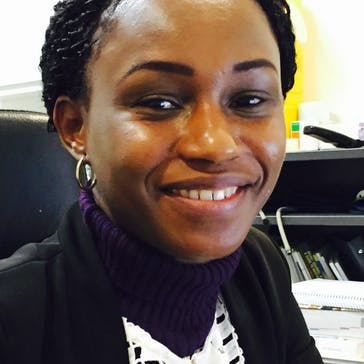 Dr Yetunde Olukolu Photo