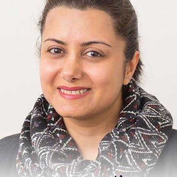 Dr Azin Malekzadeh Photo