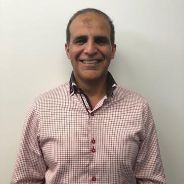 Dr Shahab Taj Photo