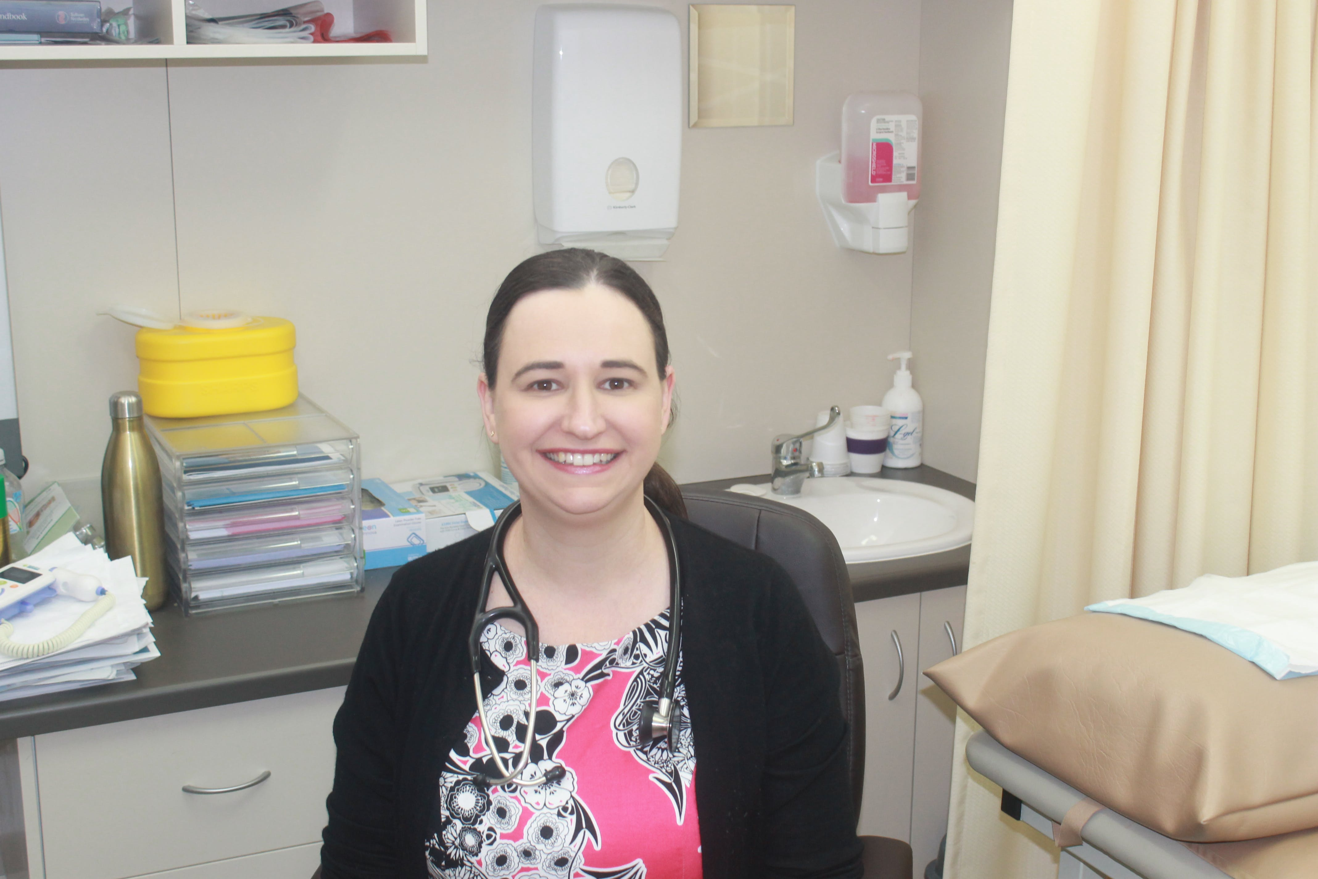 Photo of Dr Eve Jenkins