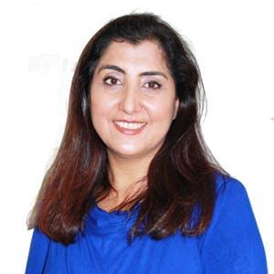 Photo of Dr Fatima Stanakzai