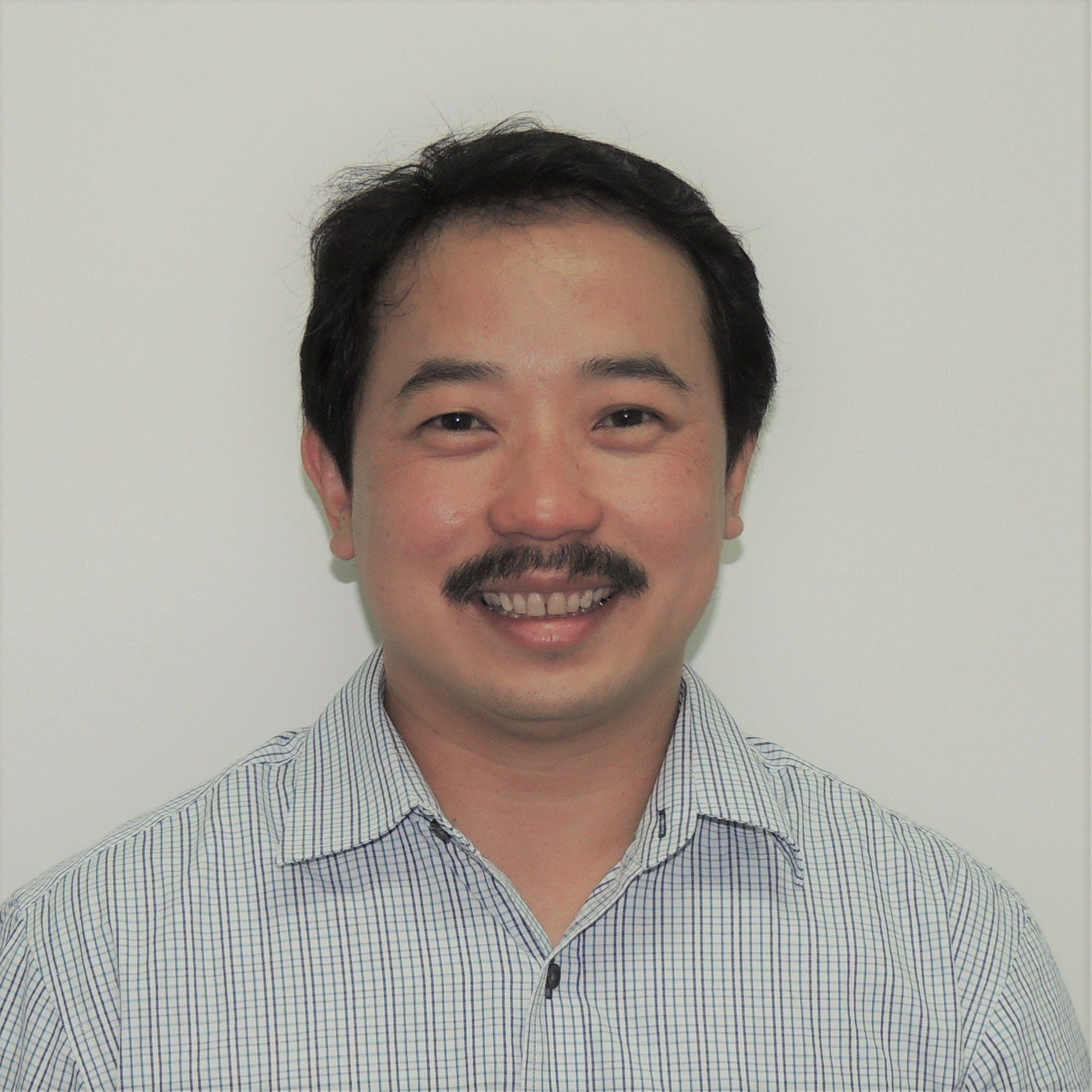 Photo of Dr Aitu Nguyen