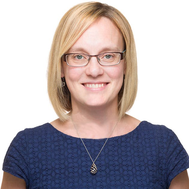 Photo of Dr Claire Broadley