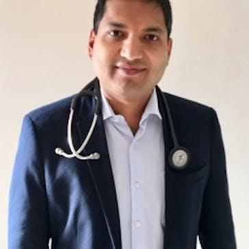 Dr Rohan Rao Photo