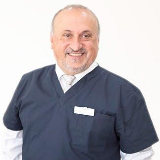 Photo of Dr Joe Saad Dentist-Sydney-CBD