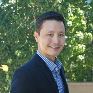 Photo of Dr Brandon Hoe