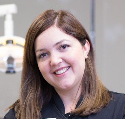 Photo of Dr Sarah Caruso