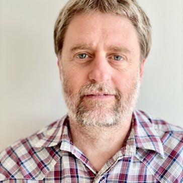 Dr Stuart Glastonbury Photo
