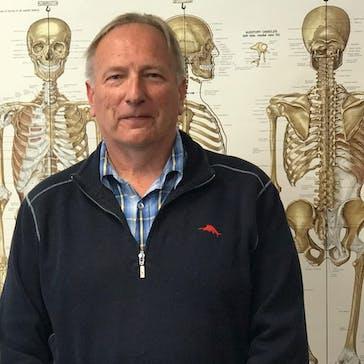 Mr Peter Lesinskis - Physiotherapist Photo