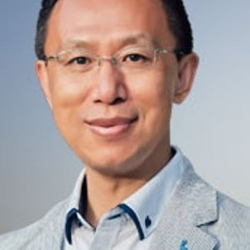 Dr Sam Qin Photo