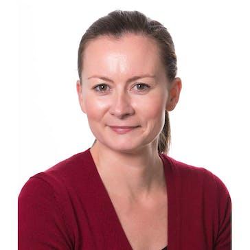 Dr Magda Wojtasiak Photo