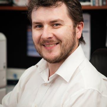 Dr Christopher Bleakley Photo