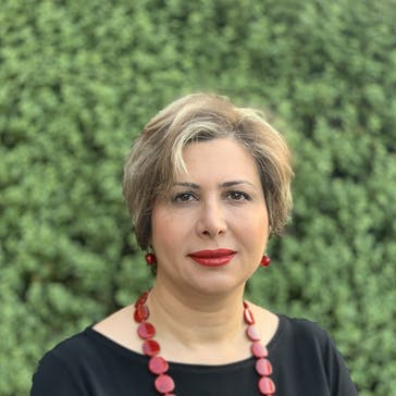 Dr Reihaneh Nikrou Photo