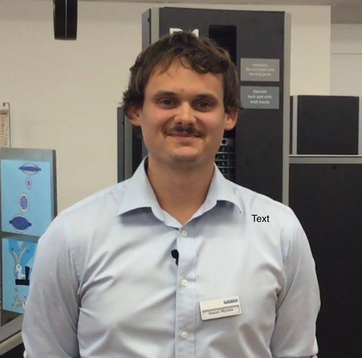 Photo of Mr Owen Hynes