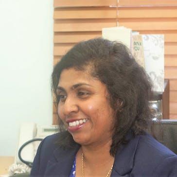 Dr Thushari Weerakoon Photo