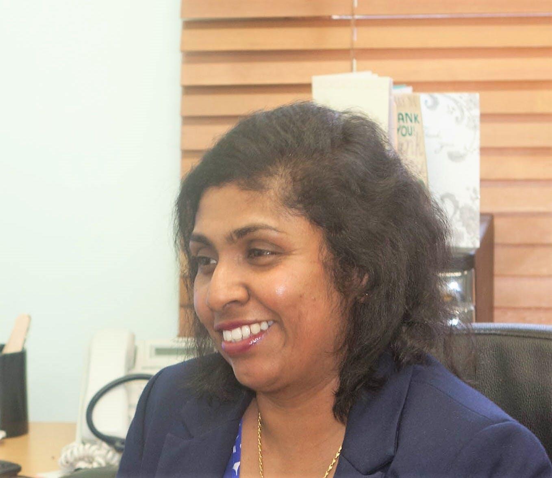 Photo of Dr Thushari Weerakoon