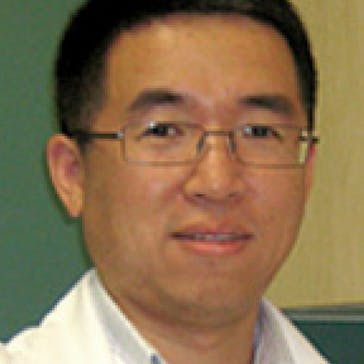 Dr Peisong Zhao Photo