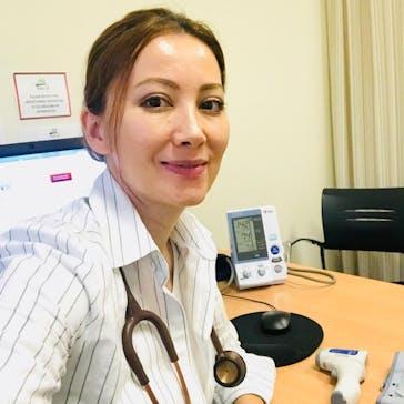Dr Zohreh Hosseini Photo