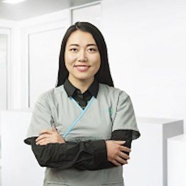 Dr Gejing Huang Photo