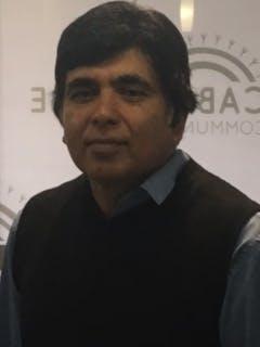 Photo of Dr Vinod Lal