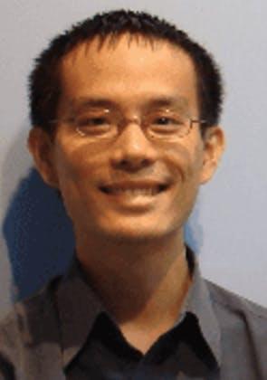 Photo of Dr Dennis Wang