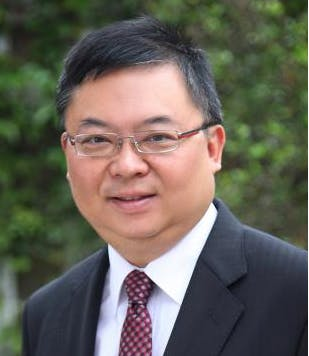 Photo of Dr Philip Lam