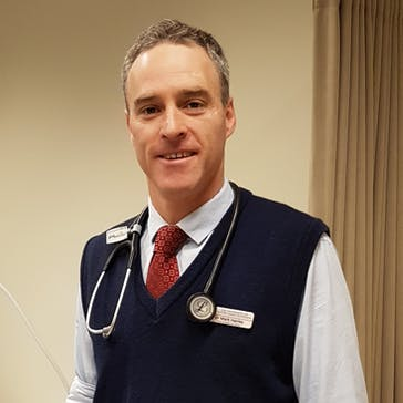 Dr Mark Hanley Photo