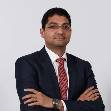 Dr Anupam Chaudhuri Photo