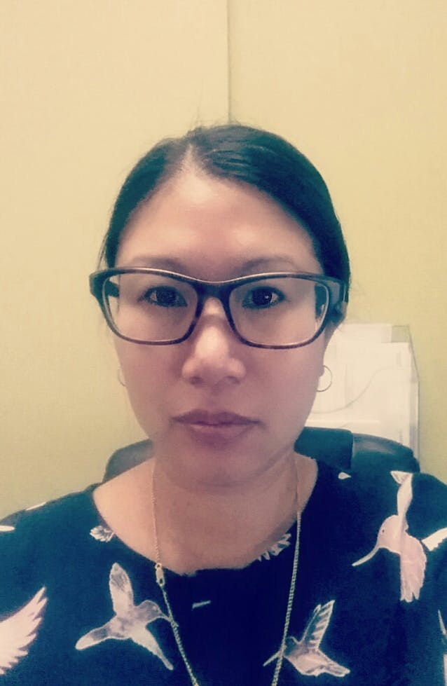 Photo of Dr Stephanie Lue-Quee