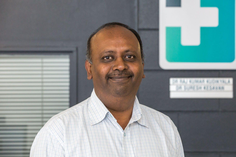 Photo of Dr Raj Kudikyala