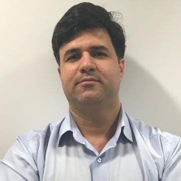 Dr Reza Poshteh Photo