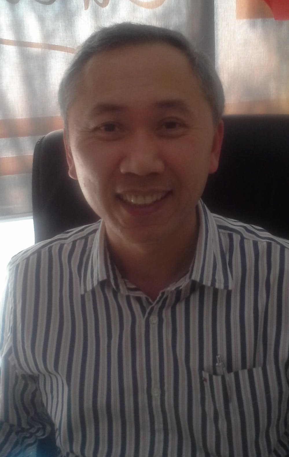 Photo of Dr Dzu Nguyen