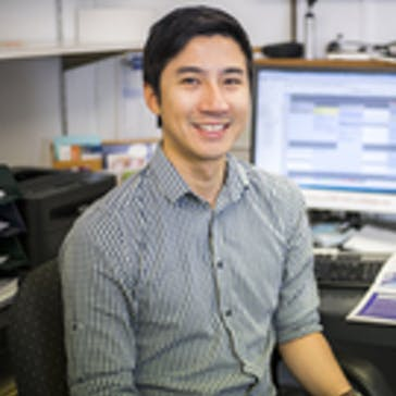 Dr Cuong Ngo Photo