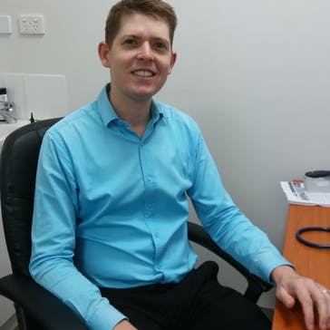 Dr Anthony Brown Photo