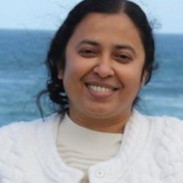 Dr Sudeshna De Photo