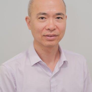 Dr Shaoliang (Richard) He Photo