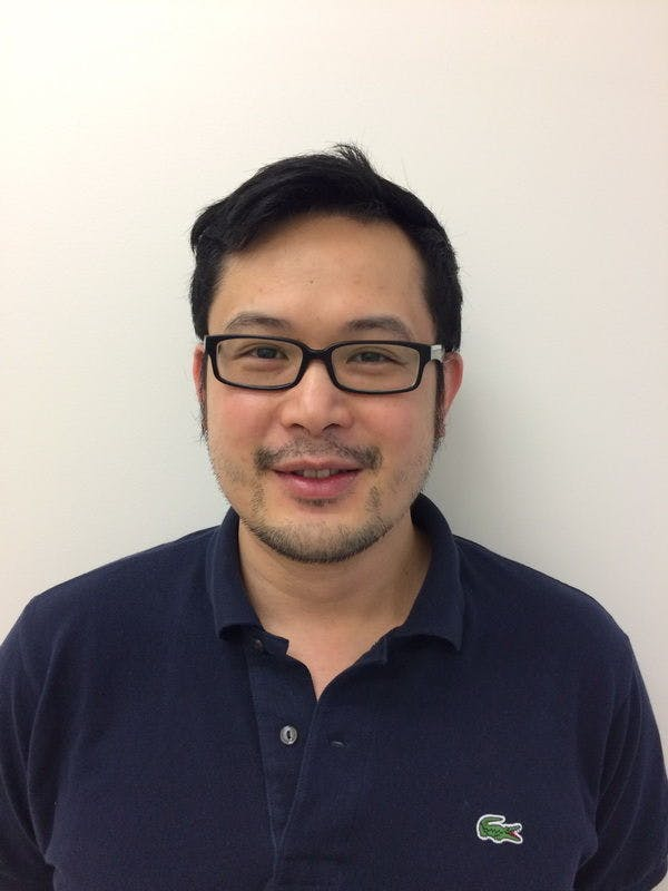 Photo of Dr Jeffery Chow