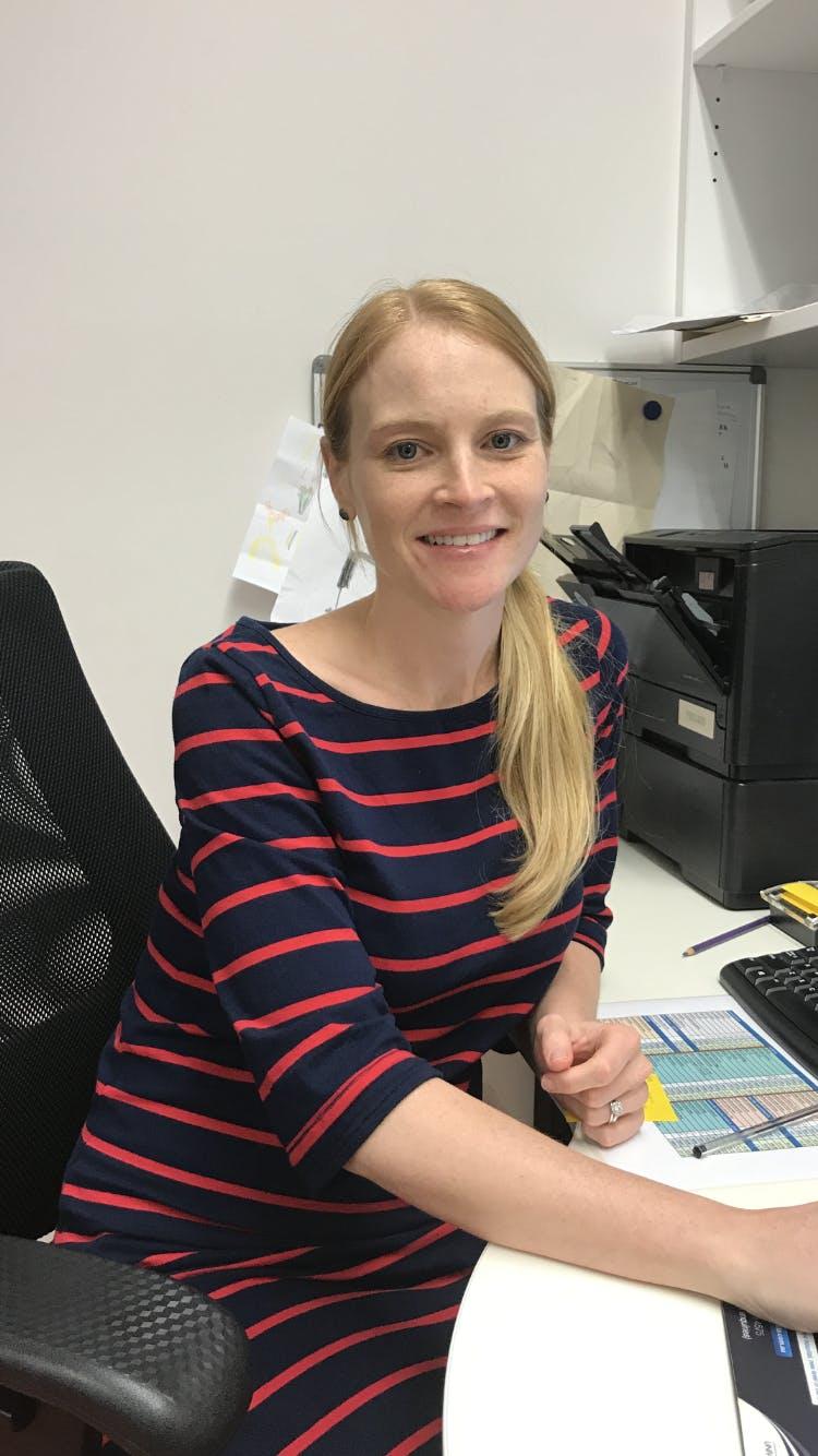 Photo of Dr Katie Gardner