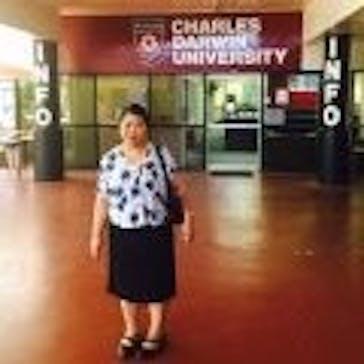 Mrs Nang Sein Photo